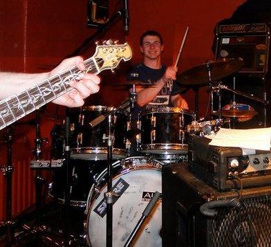 Eamonn Walsh -Drums