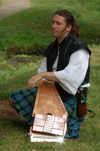 Marc Gunn. Celtic Folk Musician (& Cat Lover!)