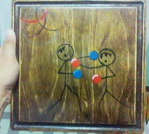 The artwork I got.
