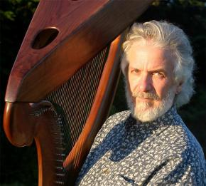 Chris Caswell: Harp Builder, Multi-Instrumentalist and Music Teacher.