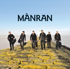 Mànran have quite literally rocketed to the top of the Scottish music scene with their powerful combination of Gaelic/English songs underpinned by driving Accordion, Fiddle, Flute and a backline of drum and bass to make any mouth water. Mànran are also the only band to host Highland and Uilleann pipes together in one line up to create a sound like no other.