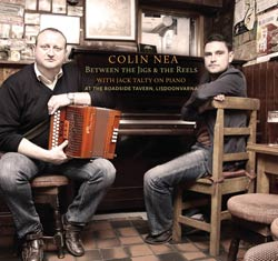 Orginally from Castletown Geoghegan, Co. Westmeath but now residence in Kilfenora Co. Clare, Colin Nea is among Ireland's finest button accordion players. Winner of the prestigious All-Ireland Senior Button Accordion title in 1993 and 1994, Colin has firmly established himself among the upper echelon of Irish button accordionist. His second solo album entitle 'Between the Jigs and the Reels' has just been released and is available for sale and download in the online store.