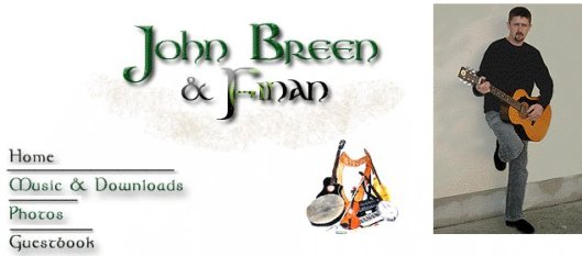 john breen, irish,folk,singer,songwriter,ireland,music