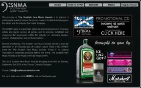 The Scottish New Music Awards
