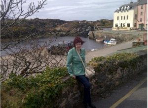 Eve Williams in Donegal