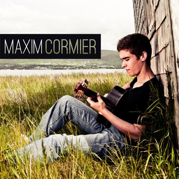 Self-Titled Debut by Maxim Cormier