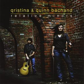 Qristina & Quinn Bachand: RelativeMinors