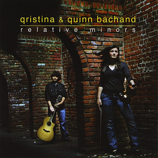 Relative Minors by Qristina & Quinn Bachand