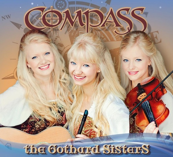 The Gothard Sisters – Compass