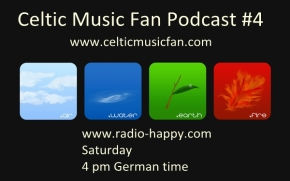 Celtic Music Fan Podcast #4