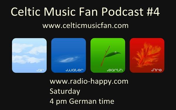 Celtic music fan podcast