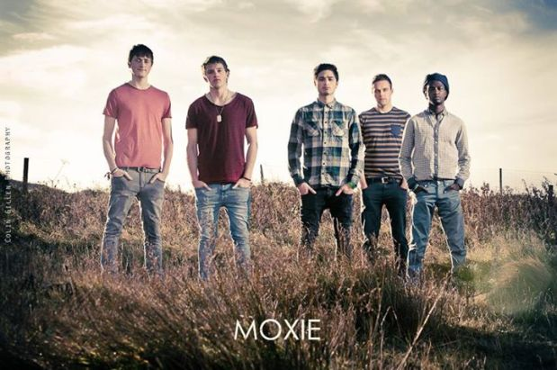 Moxie have started a fundit campaign to make their debut album in January / Febuary