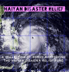 An Exciting Compilation Album for Haiyan Disaster Relief Fund by Artists from Northern Ireland