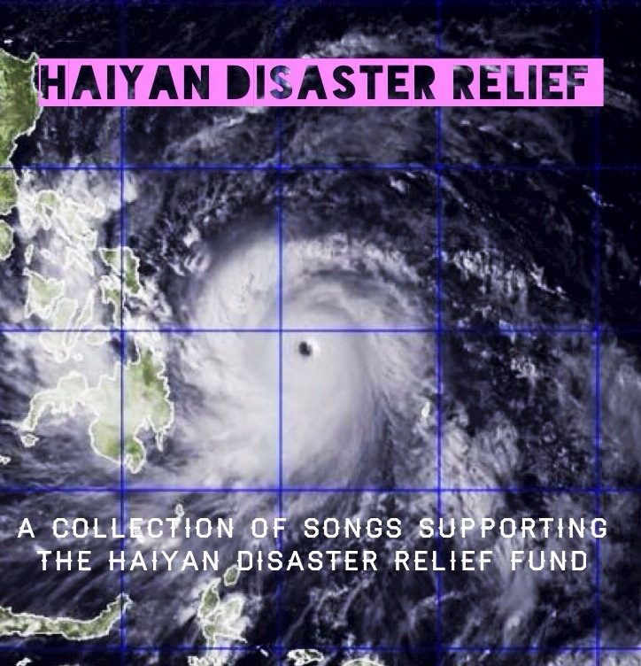 A collection of songs by local musicians in Northern Ireland supporting Unicef's disaster relief efforts in the Philippines following Typhoon Haiyan. Featuring tracks from Gareth Dunlop, The Jepettos and more....