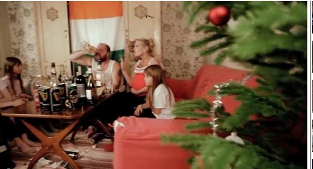 Something Unorthodox: Finnegan's Hell – Drunken Christmas (An Irish ChristmasSong)