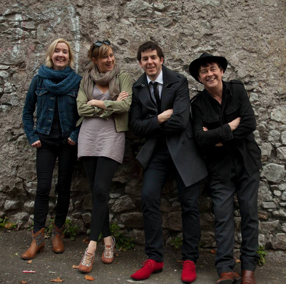 Jean Kelly , Eliza Marshall , Tad Sargent  and Donal Rogers