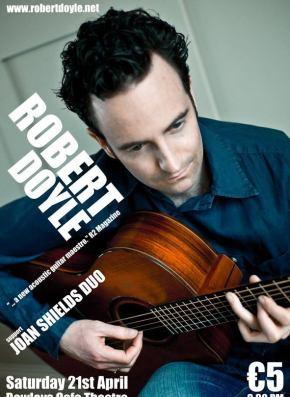 Reflections in Fingerstyle: The Robert DoyleInterview