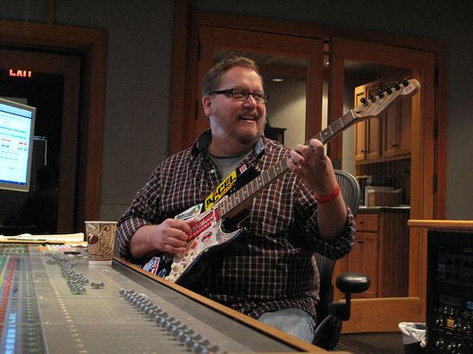 Photo of Max T. Barnes Taken June 16, 2011 at Ray Stevens music in Nashville.