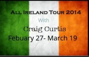 Nashville Award Winning singer/songwriter, Max T. Barnes, announced tour of Ireland Plus Podcast#20