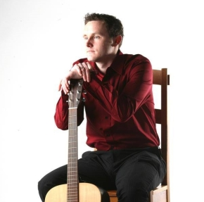 Watch Out for the Forthcoming Album by Guitar, Bouzouki Player MichaelMcCague