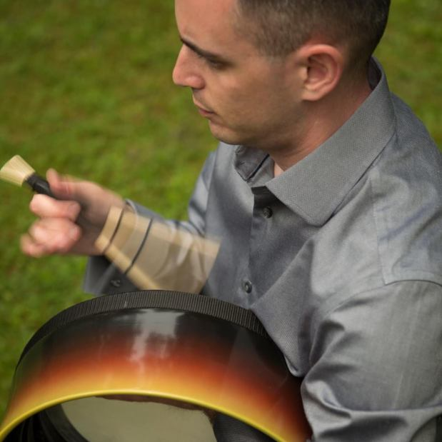 Celtic Percussion with Matthew Bell(Interview)