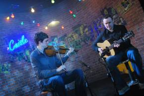 Michael Mc Cague and Donal Mc Cague , Cuisle – Irish Music Reels