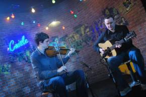 Michael Mc Cague and Donal Mc Cague , Cuisle – Irish MusicReels