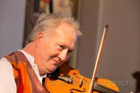 """Iain Fraser: Tunes taken from his book of """"Scottish Fiddletunes"""""""
