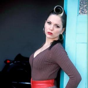 Imelda May, photo courtesy of http://www.liquidroom.com/