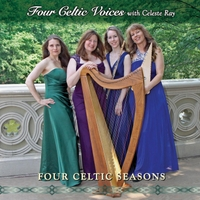 Album Review: Four Celtic Voices with Celeste Ray