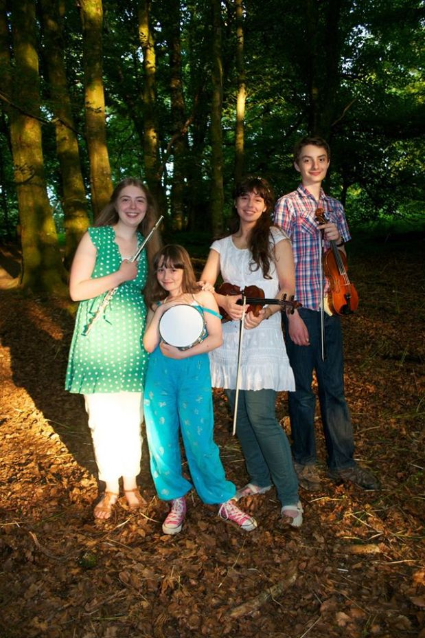 Check Out Wales-based Celtic-Classical Crossover band, The Meadows!