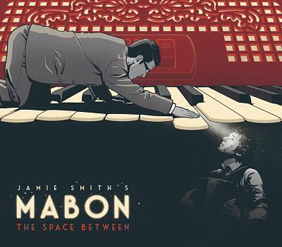 'The Space Between' is Jamie Smith's Mabon's upcoming album.