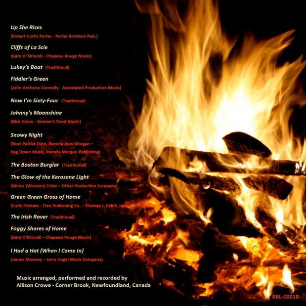 """Newfoundland Vinyl 3  by Allison Crowe brings the beautiful winter breezeearly"
