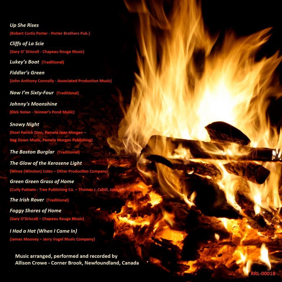 Newfoundland Vinyl 3 By Allison Crowe Brings The