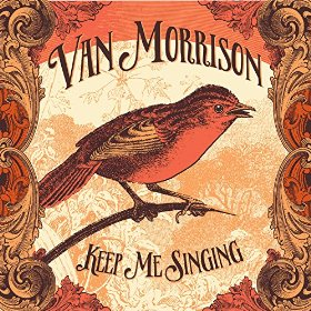Video premiere of new Van Morrisonalbum!