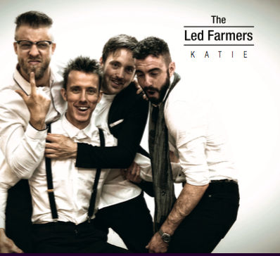 The New Stars of Irish Music: The Led Farmers!