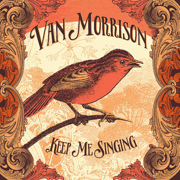 Van Morrison Keeps Our Souls Singing Along