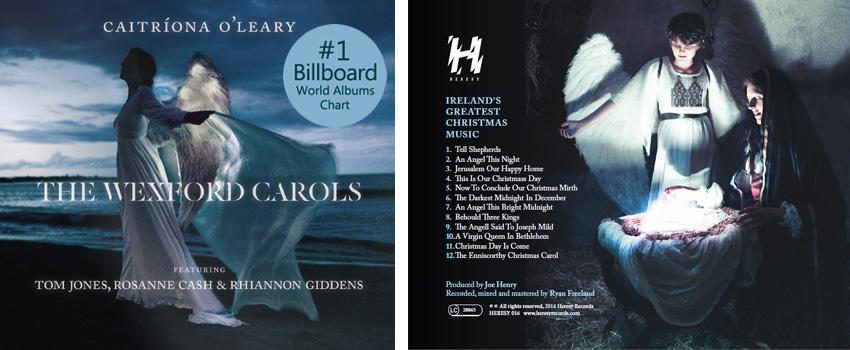 The Wexford Carols Covers Billboard