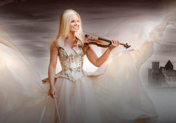Máiréad Nesbitt Brings the Primal Energy of Irish Music withHibernia.