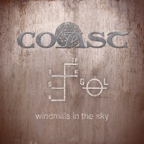COAST Windmills in the Sky cd cover HIGH RES