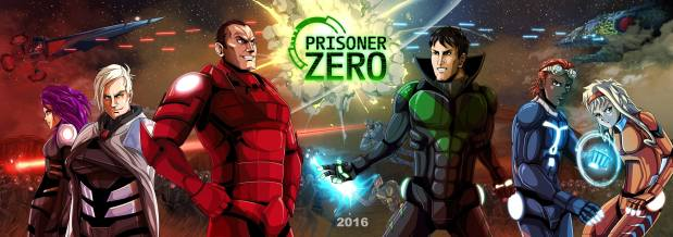 Prisoner Zero, Now on Netflix!