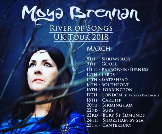Moya Brennan Live inLeeds!